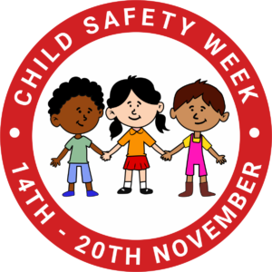 Child Safety Week 2020 Logo